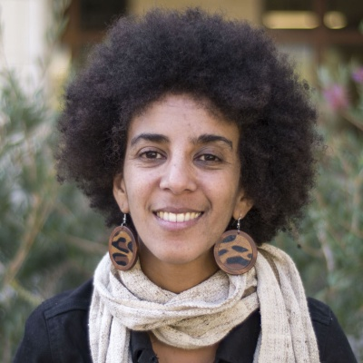 Headshot of Timnit Gebru